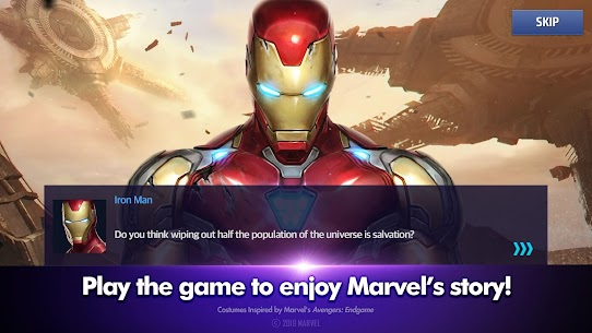 MARVEL Future Fight MOD APK (Unlimited Gems) 2