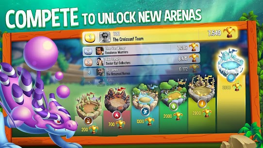Dragon City MOD APK v9.7 (Unlimited Money,Coins & Food) 6