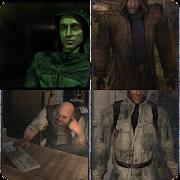 Угадай сталкерского персонажа