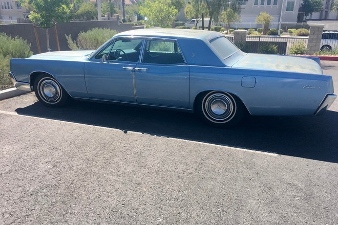 1967 Lincoln Continental Hire NV