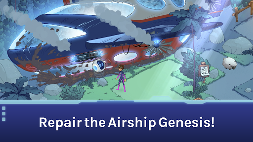 Airship Genesis: Pathway to Jesus - screenshot