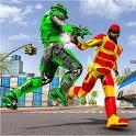 Boss Robot hero - Robot Game Crime City icon