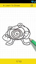 How to Draw Pokemon & Pokemon - screenshot thumbnail 04