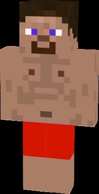 sexy Steve swimmer!