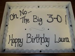 Photo: 30th Birthday.. Oh.. no