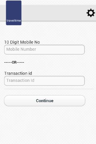 TravelTime - Cab service Pune screenshot 2