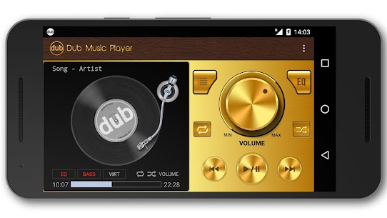 Dub Music Player Mod Apk- Audio Player & Music Equalizer 4