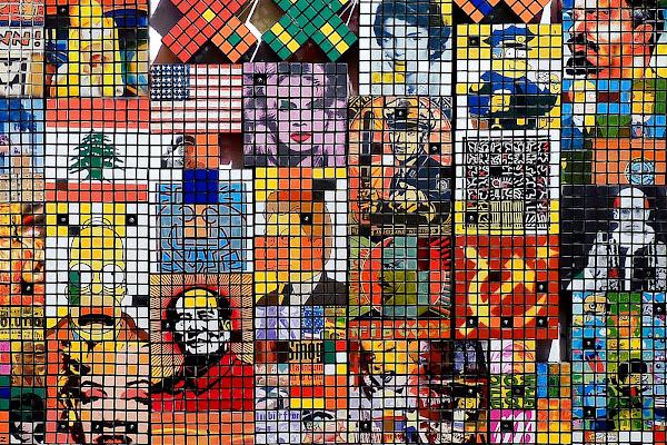 Horror Rubik di Justinawind