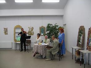 Photo: Poeziją skaitė aktorė Nijolė Sabulytė