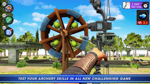 Arrow Archery Shooter Target Master 1.1.1 screenshots 1