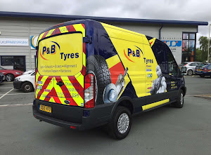 Van print and vehicle wrapping