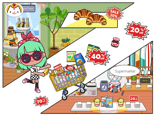 Miga Town: My Store 1.3 Screenshots 7