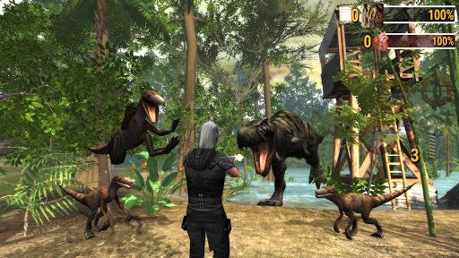 Dinosaur Assassin: Online Evolution screenshots 7