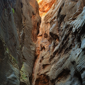 narrows2 by Mark Warick - Landscapes Caves & Formations