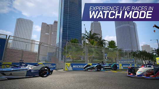 Ghost Racing: Formula E Apk Download For Android and Iphone 4