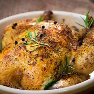 Orange Roast Chicken Breasts