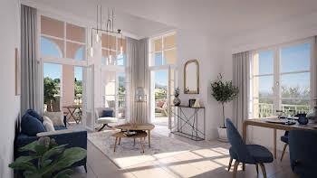 Appartement 4 pièces 95,98 m2