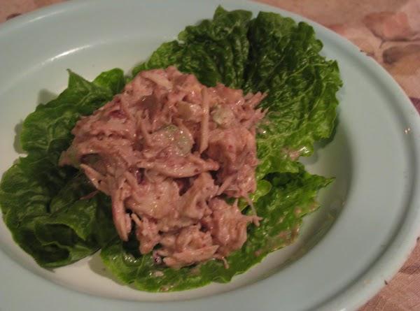 Cran-apple Chicken Salad Recipe