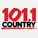 COUNTRY 101.1 Ottawa icon