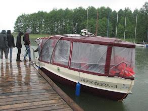 Photo: Przejażdżka łodzią o szklanym dnie.