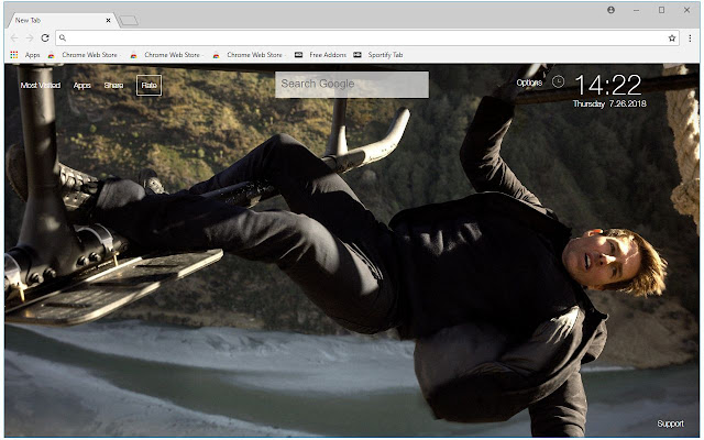 Mission Impossible Fallout Wallpapers New Tab