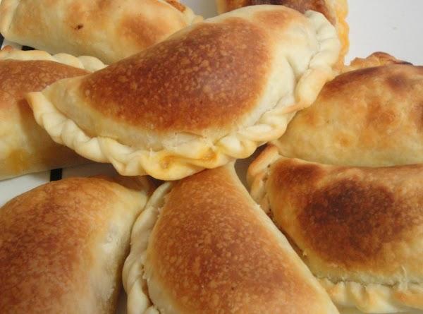 Cheli's Vegetable Baked Empanadas Recipe