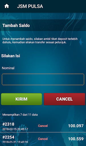 JSM PULSA 2.4 screenshots 6