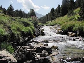 Photo: im Lavinuoz - Tal, am Fuß des Piz Linard