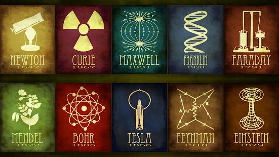 Chemistry live wallpaper apps on google play screenshot image urtaz Choice Image