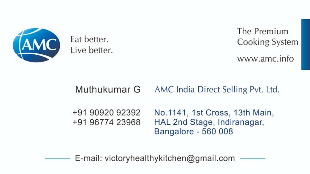 AMC India Direct Selling pvt ltd - Domestic Door Supplier