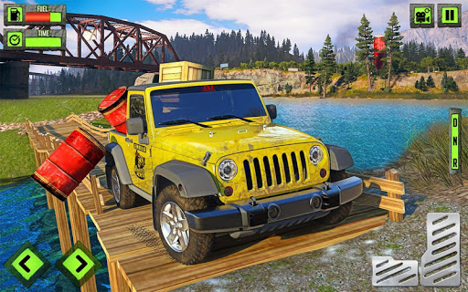 Dangerous Jeep Hilly Driver 2019 ud83dude99 1.0 screenshots 5