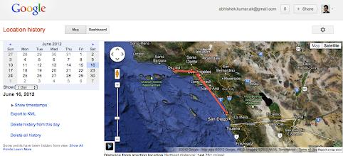 Photo: San Diego --> Los Angeles (+Hollywood) --> Oxnard