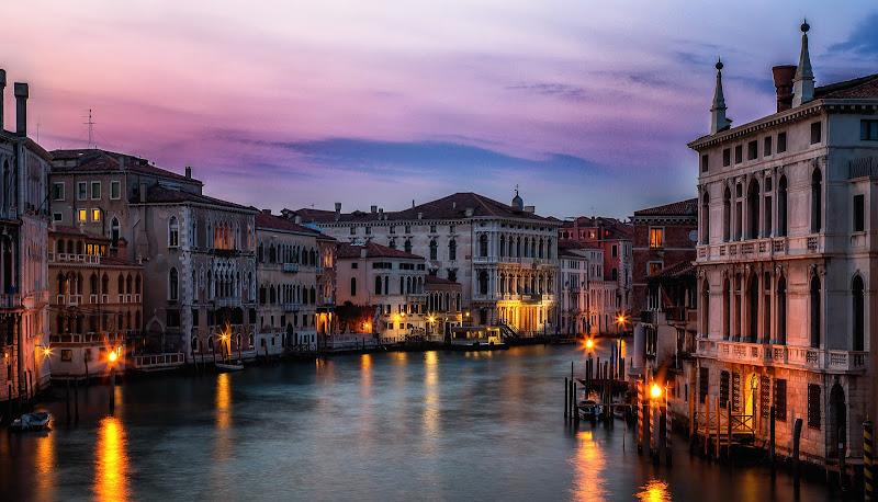 Luci sul Canal Grande di Sergio Locatelli