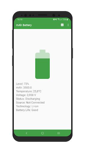 mAh Battery Pro ss1