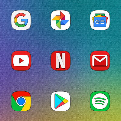 MiX UI - ICON PACK Screenshot Image