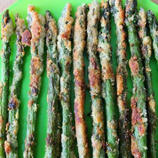 Crispy Asparagus Fries (Grain Free)