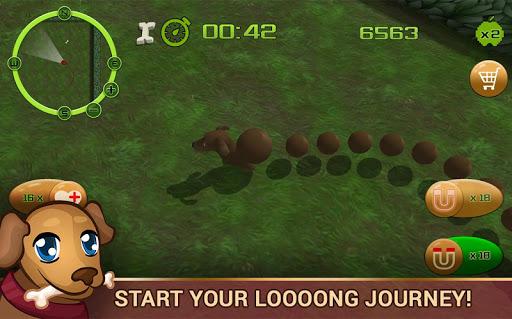 Long Dog Journey 3D