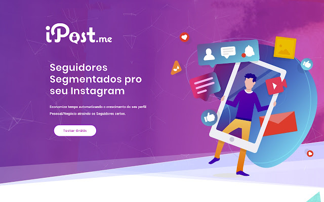 iPost Insta Connect