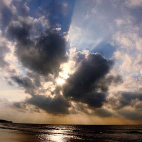 by Putu Anggara - Landscapes Cloud Formations