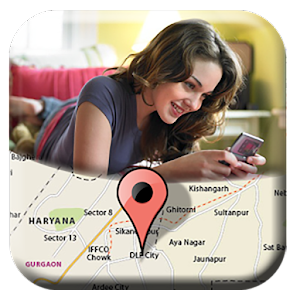 Sms, Gps, Call Phone Tracker Icon
