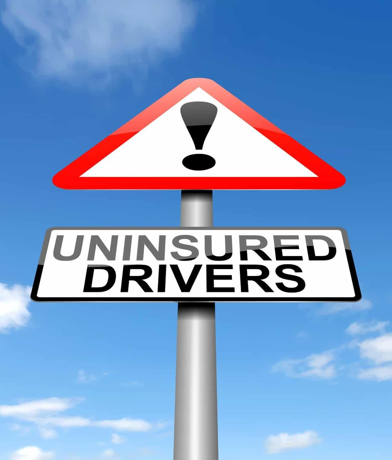 Image result for uninsured drivers