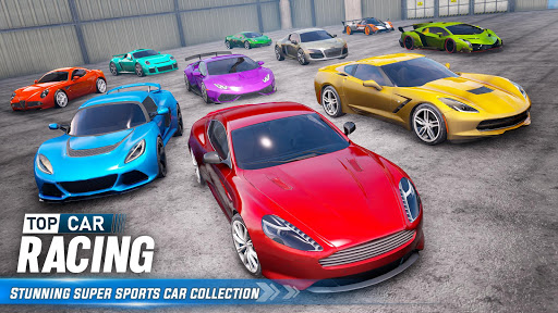 Top Speed Car Racing - New Car Games 2020 modavailable screenshots 5