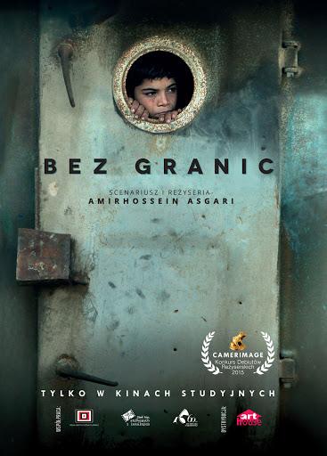 Przód ulotki filmu 'Bez Granic'