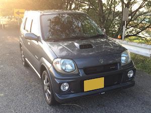 Keiワークス HN22S 8型 5MT 4WDのカスタム事例画像 ja xさんの2018年07月18日21:59の投稿
