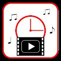 Music,movie,YouTube to alarm icon