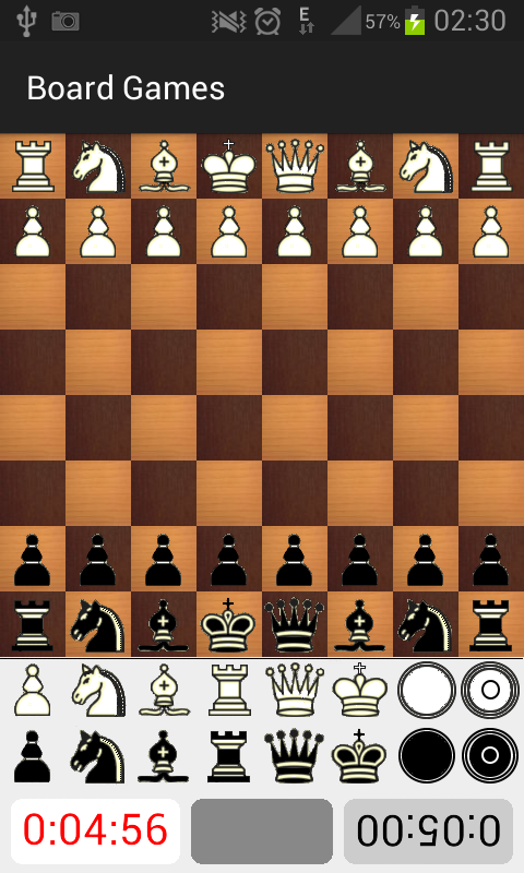 Chess Checkers and Board Games- screenshot