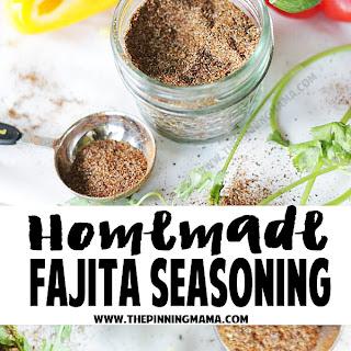 Fajita Seasoning Mix {Paleo, Whole30 Compliant}