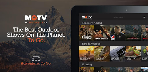 MyOutdoorTV: Hunting, Fishing, Shooting videos - Apps on