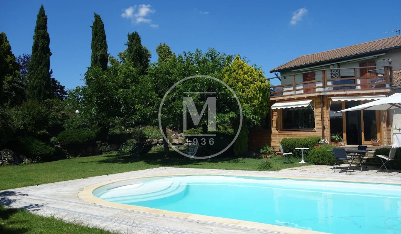 Villa avec piscine et terrasse Tain-l'Hermitage