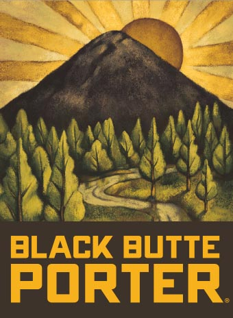 Logo of Deschutes Black Butte Porter